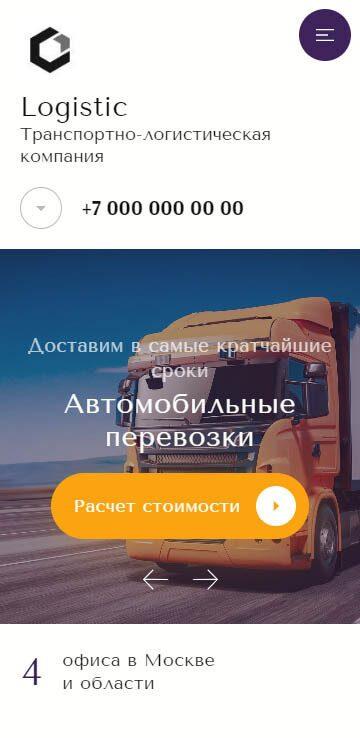 Мобильная версия готового решения #2883471